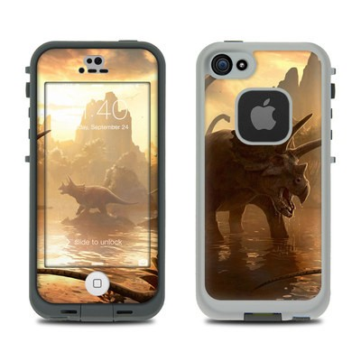 LifeProof iPhone 5S Fre Case Skin - Cretaceous Sunset