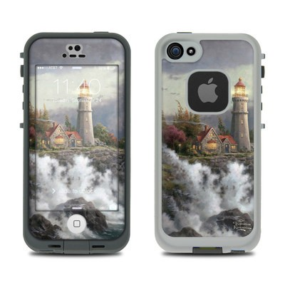 LifeProof iPhone 5S Fre Case Skin - Conquering Storms