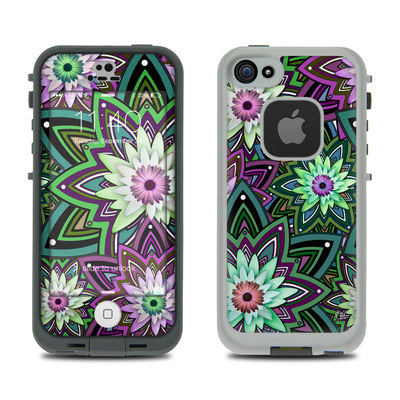 LifeProof iPhone 5S Fre Case Skin - Daisy Trippin