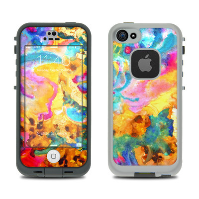 LifeProof iPhone 5S Fre Case Skin - Dawn Dance