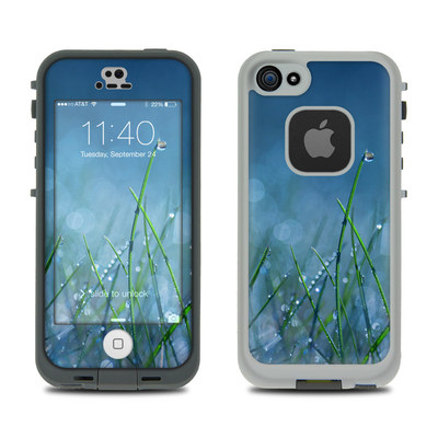 LifeProof iPhone 5S Fre Case Skin - Dew