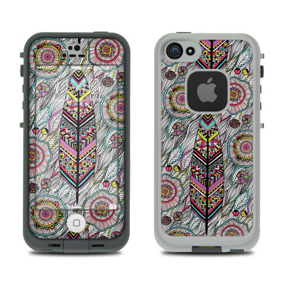 LifeProof iPhone 5S Fre Case Skin - Dream Feather