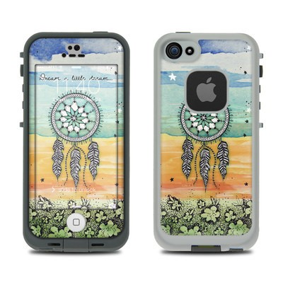 Lifeproof iPhone 5S Fre Case Skin - Dream A Little