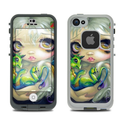 LifeProof iPhone 5S Fre Case Skin - Dragonling