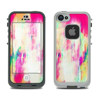 Lifeproof iPhone 5S Fre Case Skin - Electric Haze