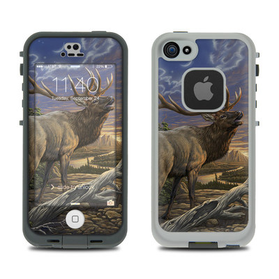 LifeProof iPhone 5S Fre Case Skin - Elk