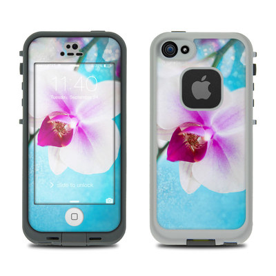 LifeProof iPhone 5S Fre Case Skin - Eva's Flower