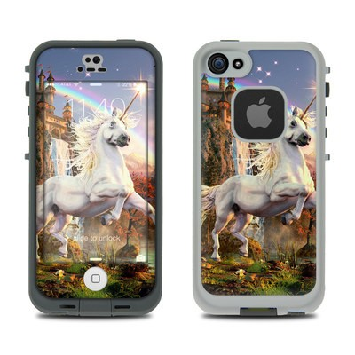 Lifeproof iPhone 5S Fre Case Skin - Evening Star