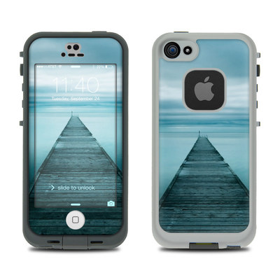 LifeProof iPhone 5S Fre Case Skin - Evening Stillness