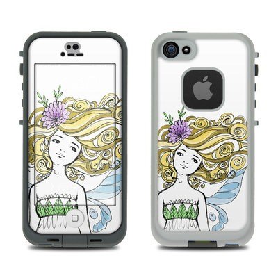 Lifeproof iPhone 5S Fre Case Skin - Fairy Breeze