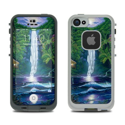Lifeproof iPhone 5S Fre Case Skin - In The Falls Of Light