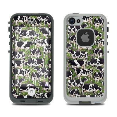 Lifeproof iPhone 5S Fre Case Skin - Farm Cows