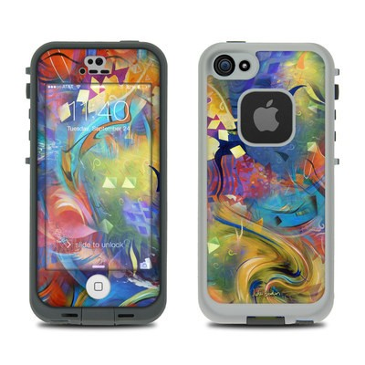 LifeProof iPhone 5S Fre Case Skin - Fascination
