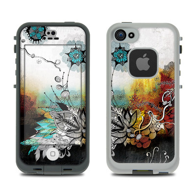 LifeProof iPhone 5S Fre Case Skin - Frozen Dreams