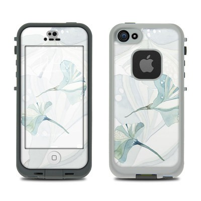 Lifeproof iPhone 5S Fre Case Skin - Floating Gingko