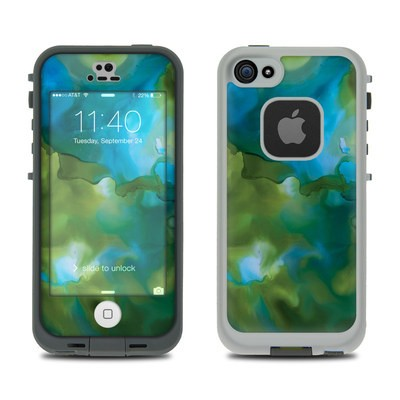 Lifeproof iPhone 5S Fre Case Skin - Fluidity