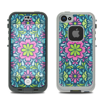 LifeProof iPhone 5S Fre Case Skin - Freesia
