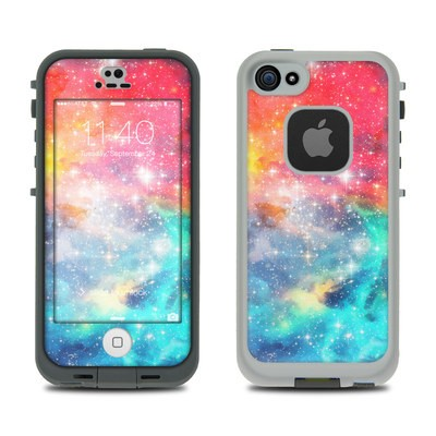 Lifeproof iPhone 5S Fre Case Skin - Galactic