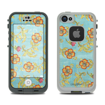 LifeProof iPhone 5S Fre Case Skin - Garden Jewel