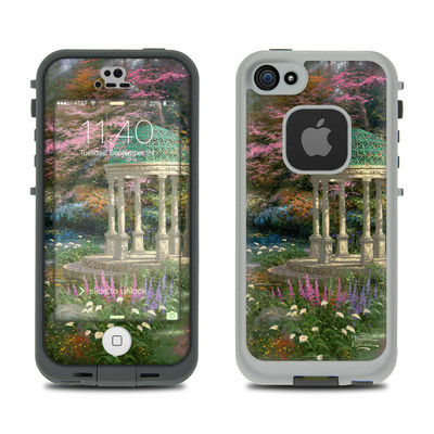 LifeProof iPhone 5S Fre Case Skin - Garden Of Prayer