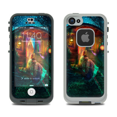 LifeProof iPhone 5S Fre Case Skin - Gypsy Firefly