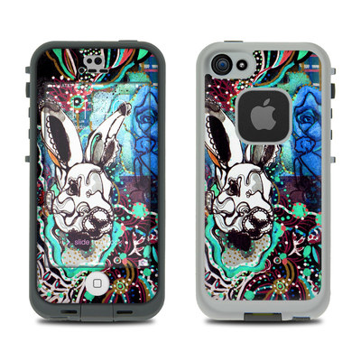LifeProof iPhone 5S Fre Case Skin - The Hare