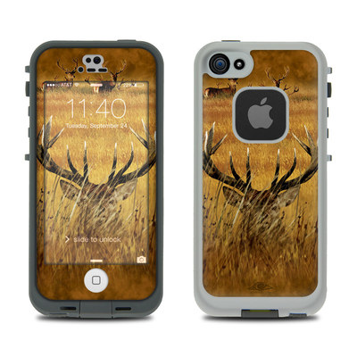 LifeProof iPhone 5S Fre Case Skin - Hiding Buck