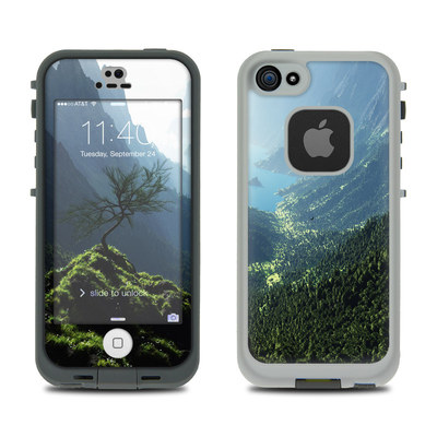 LifeProof iPhone 5S Fre Case Skin - Highland Spring