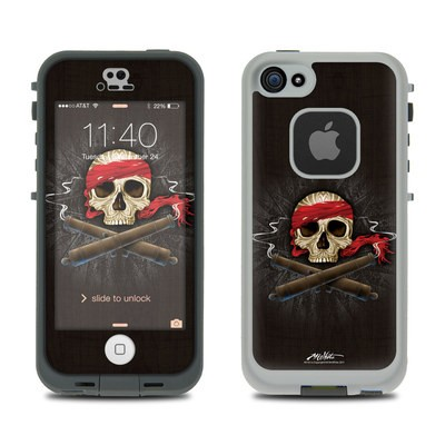LifeProof iPhone 5S Fre Case Skin - High Seas Drifter