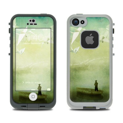 LifeProof iPhone 5S Fre Case Skin - If Wishes