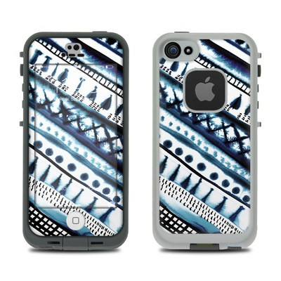 Lifeproof iPhone 5S Fre Case Skin - Indigo