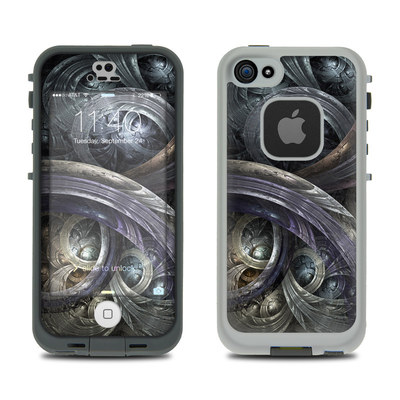 LifeProof iPhone 5S Fre Case Skin - Infinity