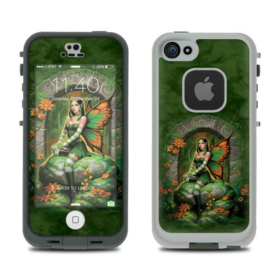 LifeProof iPhone 5S Fre Case Skin - Jade Fairy