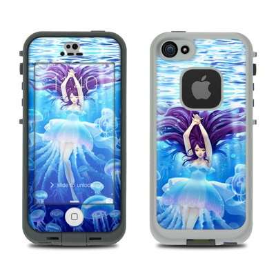 LifeProof iPhone 5S Fre Case Skin - Jelly Girl