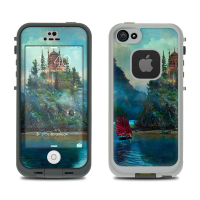 LifeProof iPhone 5S Fre Case Skin - Journey's End
