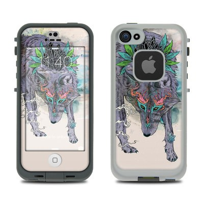 Lifeproof iPhone 5S Fre Case Skin - Journeying Spirit