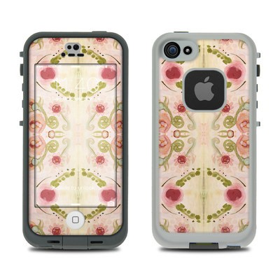 Lifeproof iPhone 5S Fre Case Skin - Kali Floral