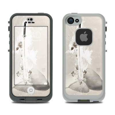 LifeProof iPhone 5S Fre Case Skin - Katana Gold