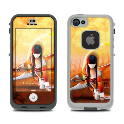 Lifeproof iPhone 5S Fre Case Skin - Kokeshi 4