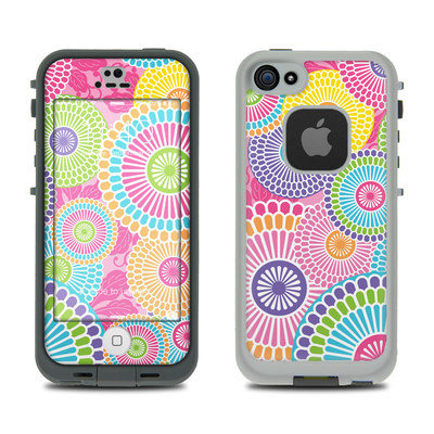 LifeProof iPhone 5S Fre Case Skin - Kyoto Springtime