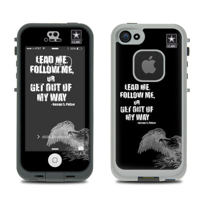 LifeProof iPhone 5S Fre Case Skin - Lead Me
