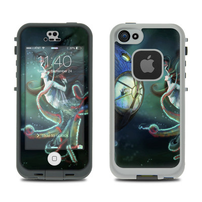 LifeProof iPhone 5S Fre Case Skin - 20000 Leagues