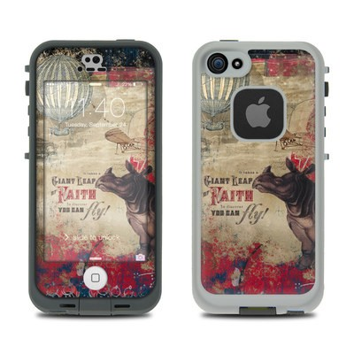 LifeProof iPhone 5S Fre Case Skin - Leap Of Faith