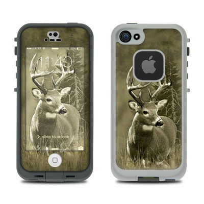 LifeProof iPhone 5S Fre Case Skin - Lone Buck