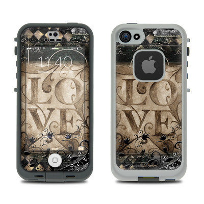 LifeProof iPhone 5S Fre Case Skin - Love's Embrace