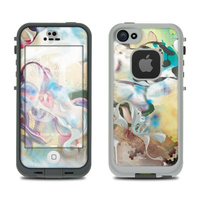 LifeProof iPhone 5S Fre Case Skin - Lucidigraff