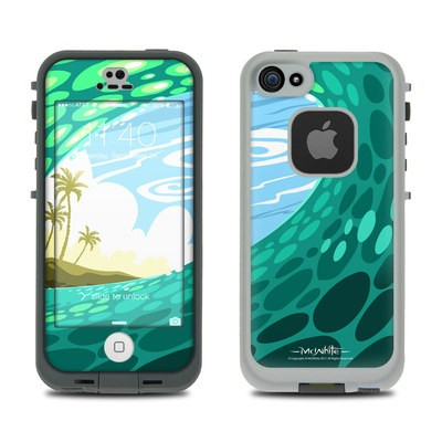 Lifeproof iPhone 5S Fre Case Skin - Lunch Break