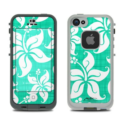 LifeProof iPhone 5S Fre Case Skin - Mea Aloha