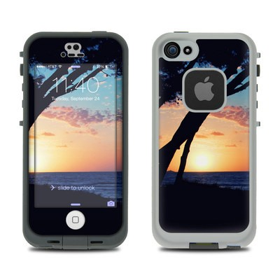 LifeProof iPhone 5S Fre Case Skin - Mallorca Sunrise