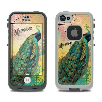 LifeProof iPhone 5S Fre Case Skin - Marvelous